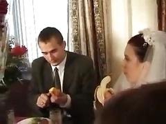 Русские, Свадьба