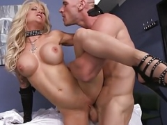 Brazzers - Doctor Adventures - Late Night With Dr. Fucky sce