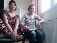 Non-pro pornography fetish lesbians ass fisting on live webcam