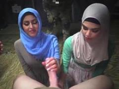 Arabisch, Pijpbeurt, Tiener