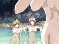 Anime virgin broad fucked in ski camp