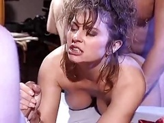 victoria paris in 1980's real hardcore orgy