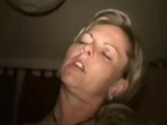Wife Fucking With Stranger In Swinger Club