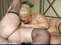 Bbw Lesbo Can Get Nasty