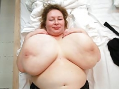 Lily On Back Jiggle Show 1080p