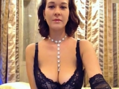 Skinny Stacked Girl in Beautiful Lingery from spicygirlcam,com