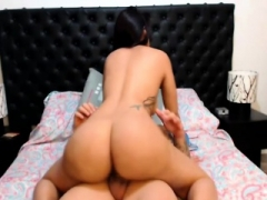 Hot and plus Sexy Brunette Babe Get Her Muff Fucked