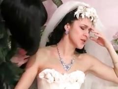 Bride & lesbian