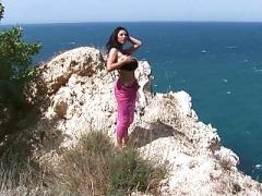 Anya Zenkova - Feel true Ukrainian tits