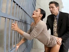Prisoner's Wife  get down and dirty