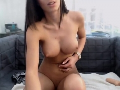 Hot angelica heart solitary masturbation