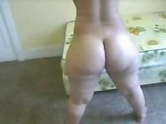 Fella galleries home vid while having an intercourse really large ebony bum