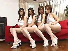 Beauty Show Gal Group intercourse 1