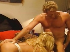 Splendid fully hardcore retro sex with bigtitted blonde Vixen