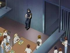 Anime maid enjoyment