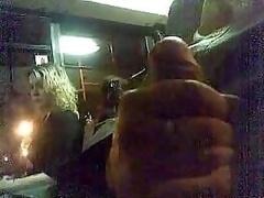 Jerking in Train