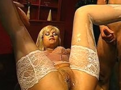 gals faces filled with cumshot movie vid 1