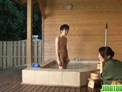 Japanese girl is impressive at scorching hook-up