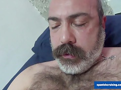 Spanish Daddy Serviced
