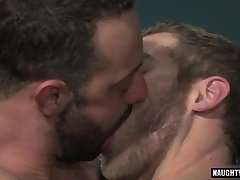 Hairy wolf anal sex and cumshot