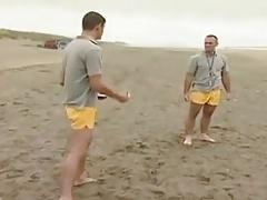The men of deep water beach