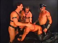 Hot Gay Guys Steamy Gang Bang