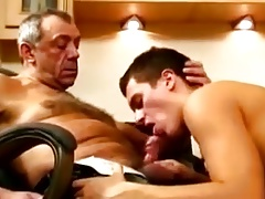 Boy Fucks his Mature Boss