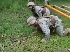 Hot  army gays and army hot fucking photo Jungle tear up fest