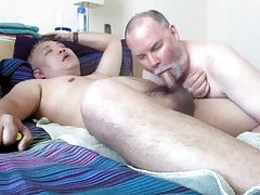 Kickback Cocksucker For Asian Cock.