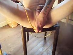 Ass stretching