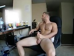 Big cock cam show in progress