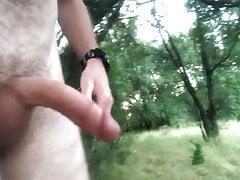 Outdoor Walk and Cum 2