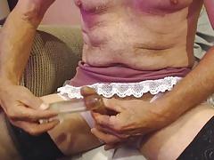 cross dress panties