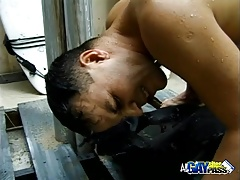 Ass Fucking Surfer Dudes In The Shower