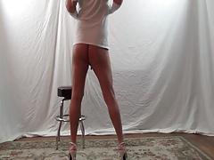 Sexy CD Lost Panties