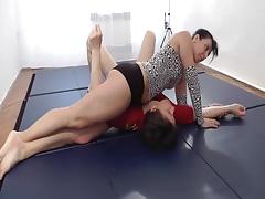 Mix wrestling