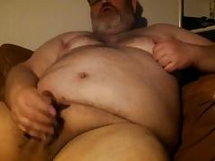 Daddy's cumshot