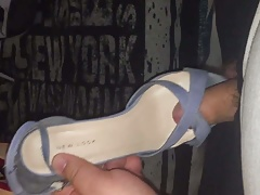New Look - Baby Blue Heels IV