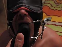 Throatfuck training