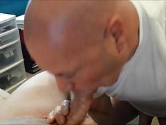 Wife films me sucking off a friend