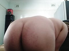 Dildo Ass Slapping & Dick Slapping