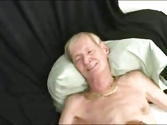 Old men sucking a other grandpa's penis