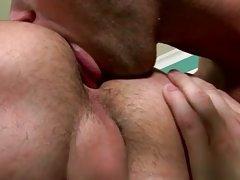 Muscular pornstar ass