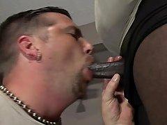Pierced guy excellent pounding