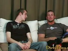 Hot Anal Sex On Couch