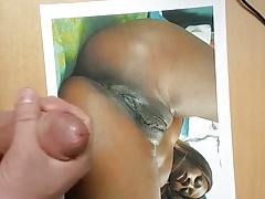 Tribute for India (black pornstar)