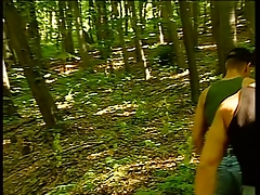 Lumberjacks banged up the ass
