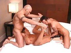 Nasty Trio Hot Sex