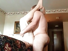 Hot bear fucking his daddy
