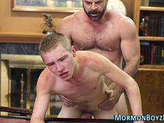 mormon bishop raw dawgs anal